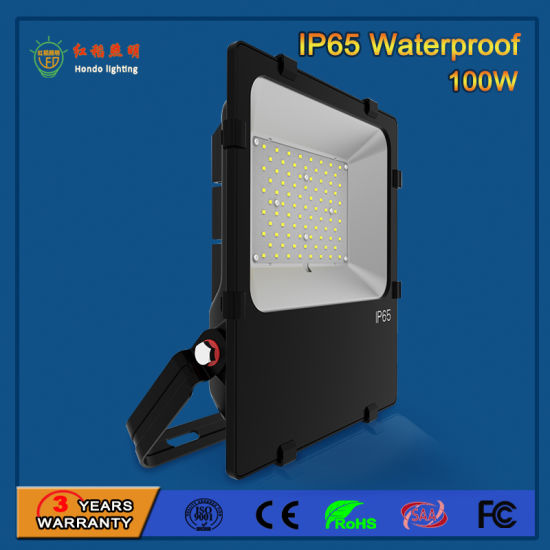 Outdoor 100W High Power LED Floodlight for Billboard pictures & photos