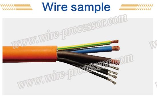 China Multi-Function Pneumatic Wire Stripping Machine - China Wire ...