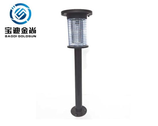 Rechargeable LED Psec Solar Mosquito Repellent Lamp for Outdoor Yard with Cheap Price in Brazil pictures & photos