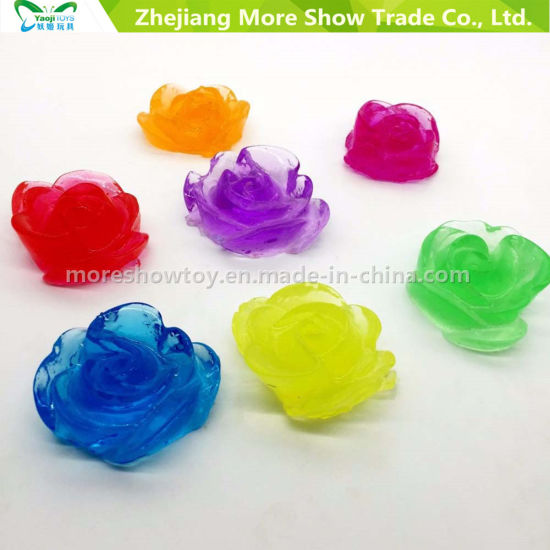 China New Cartoon Crystal Soil Water Gel Absorbent Beads For Home
