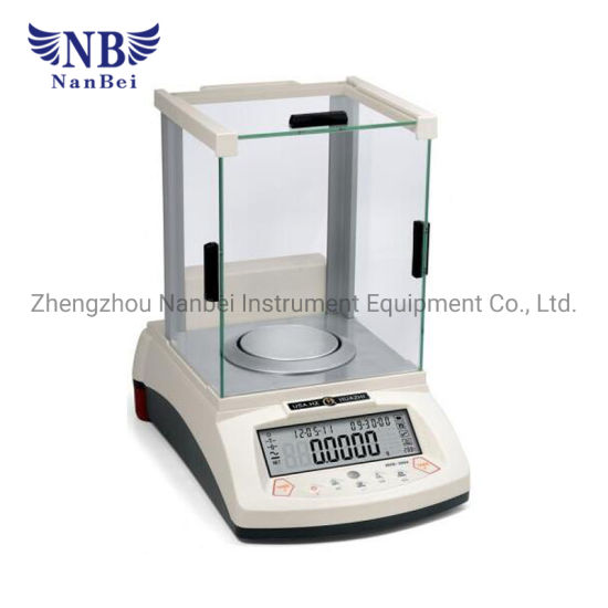 110g/0.1mg High Precision Laboratory Analytical Balance with Ce pictures & photos