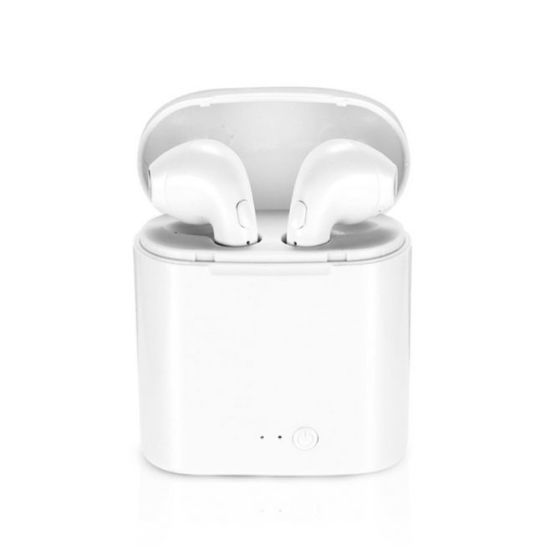 Noise Canceling Function Double Headsets Mobile Phone Use Tws I7s Mini Earphone pictures & photos