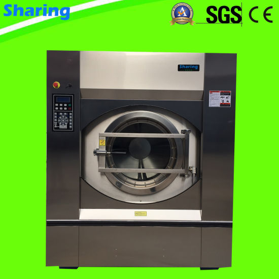 Industrial Laundry Washing Machinery Heavy Duty Front Loading Washing Machine