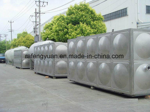 Ss304 Stainless Steel Water Tank pictures & photos
