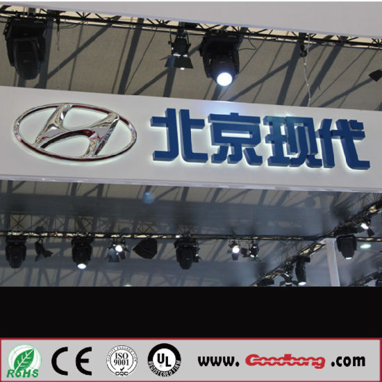 High Quality LED Car Logo and Letters Sign pictures & photos