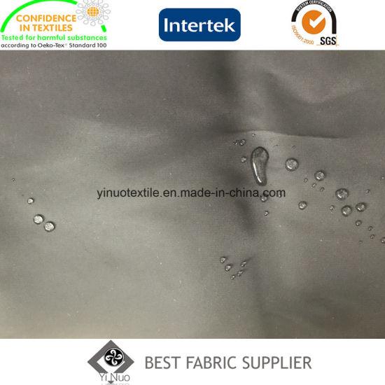 100% 340t Twill W/R Nylon Fabric Wind Coat Fabric