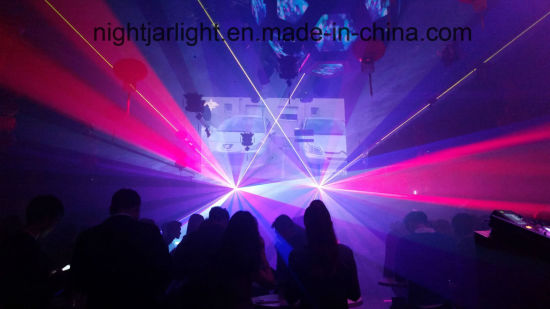 6W RGB Full Color Animation Laser Light pictures & photos
