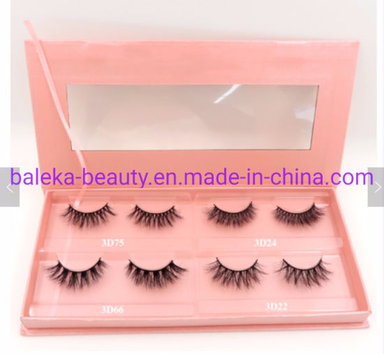 China 3D Mink Eyelashes Vendors Wholesale Supplier Price Best Mink