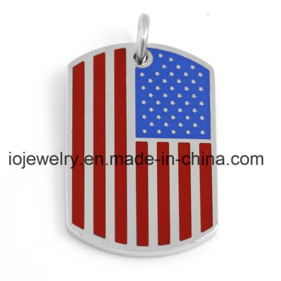 Custom Medical Alert Jewelry 316 Stainless Steel Pendant