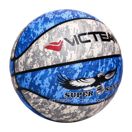 Wholesale Waterproof Outdoor Glued OEM Basketball pictures & photos
