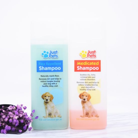 OEM Service 475ml Just Pets Shampoo for Dogs and Cats pictures & photos