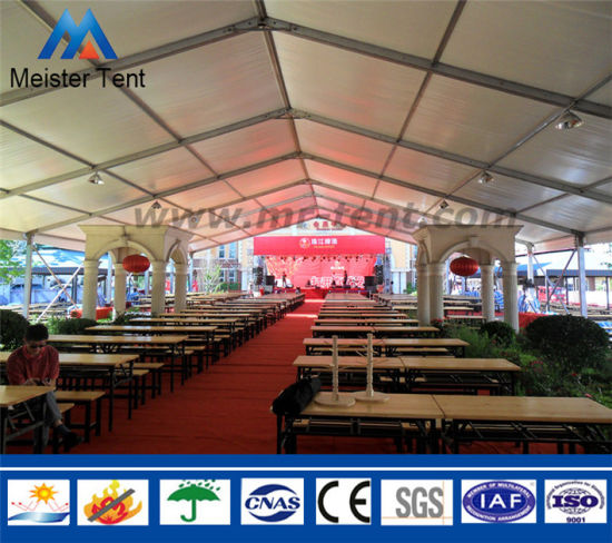 Large 1500 People Aluminum Frame Indoor Party Tent pictures & photos