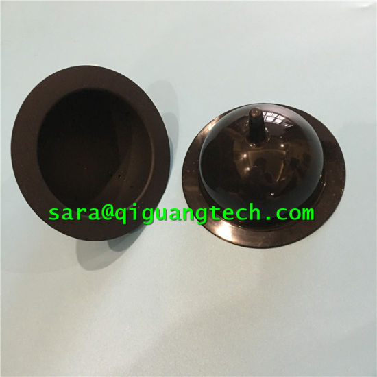 China Customized for Steel Tube Black Plastic Hex Pipe End Caps