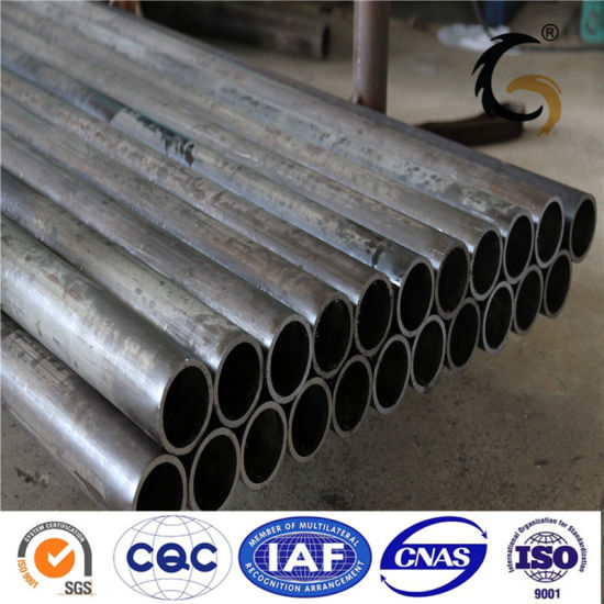 Ck45 Cold Drawn Precision Seamless Steel Pipe for Hydraulic Tube