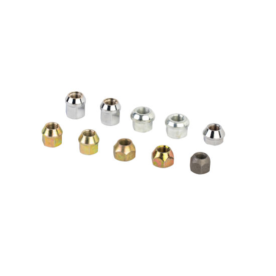Lug Nuts Wheel Nuts Flange Round Head M12*1.25 M12*1.5 M14*1.5