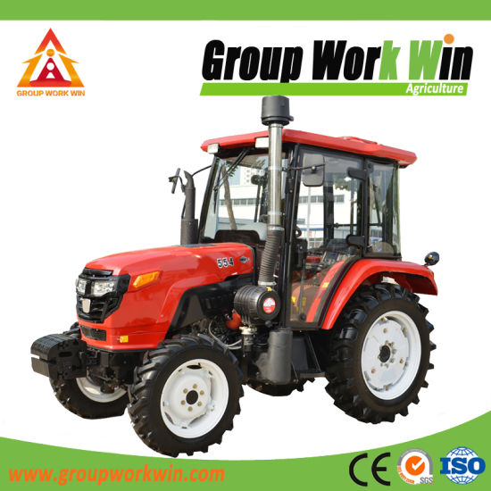 Chinese Tractor with Front End Loader