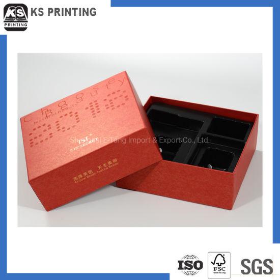 Customized Cardboard Packing Box Carton Box Paper Gift Box Cosmetic Packaging Box