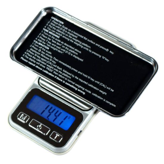 Digital iPhone Portable LCD Electronic Jewelry Diamond Weight Scale