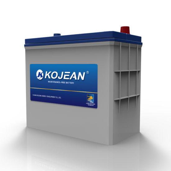 Mf Ns60 12V 45ah Maintenance Free Lead Acid Car Battery