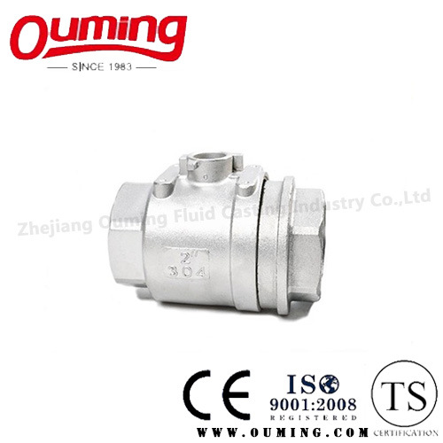 OEM/ODM Stainless Steel Precision Investment Valve Casting pictures & photos