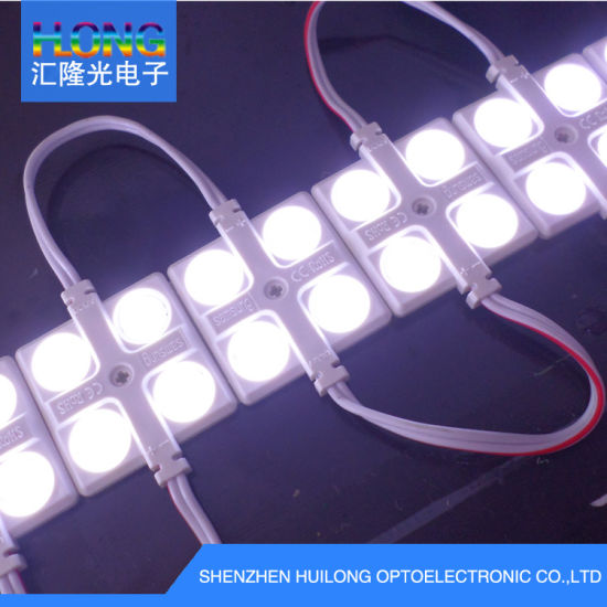 4LED SMD5730 5730chip Decoration Light 3 Years Warranty Injection Modules for (thin) Light Boxes Solid Light Characters Signages Lighting Project