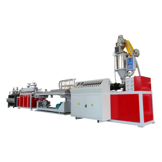 Best Price, High Efficiency, Energy Saving PE/PVC/ PPR Pipe Extrusion Machine, Pipe Making Machine