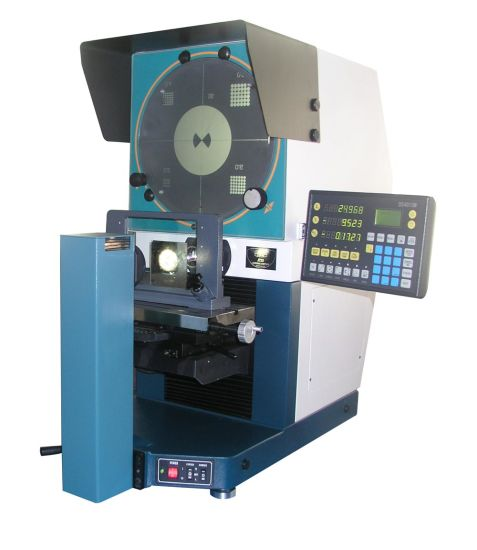 Economic Horizontal Profile Projector (JT25: 350mm, 200mmX80mm)