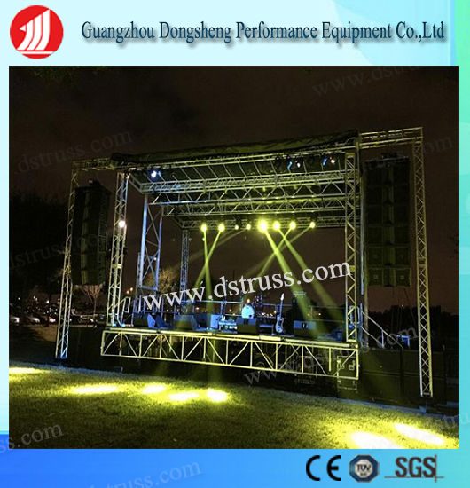 Alu Car Show Truss Event Sound and Lighting Truss pictures & photos