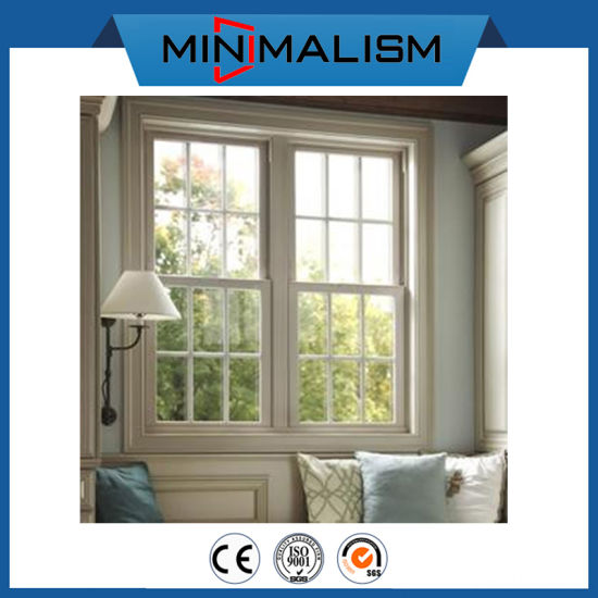 Good Price Double/Single Hung Window with Quality Glass