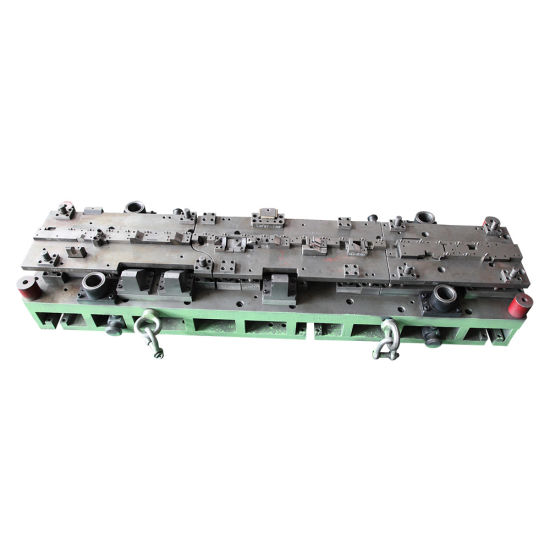 Customized Precision Metal Automobile Progressive Mould pictures & photos