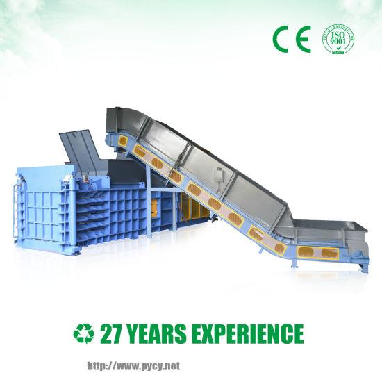 Semi Automatic Ferrous and Non Ferrous Scrap Metal Baler