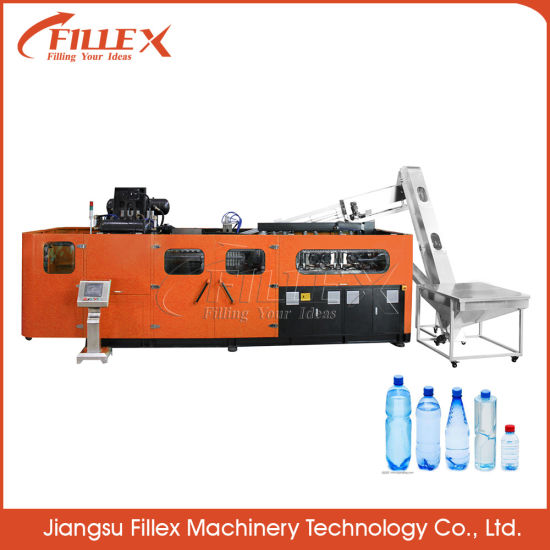 Pure Water Bottle Blow Molding Machine with High Speed