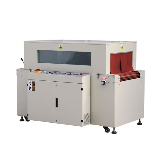 Automatic Film Heat Shrink Wrap Packing Wrapping Machine for Perfume Box