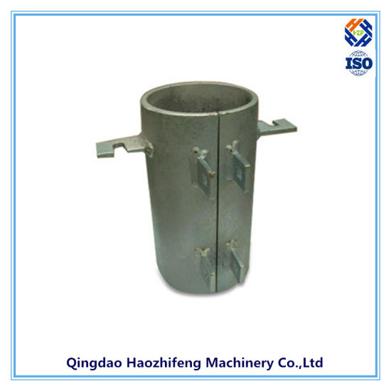 Sand Casting Welding Mechanical Processing Parts with Zinc Plating pictures & photos