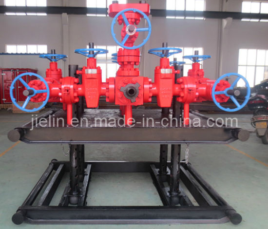 Lift Type Choke Manifold with API 16c pictures & photos
