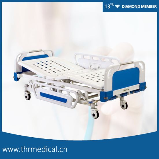 3 Function Manual Hospital Bed (THR-EB702)