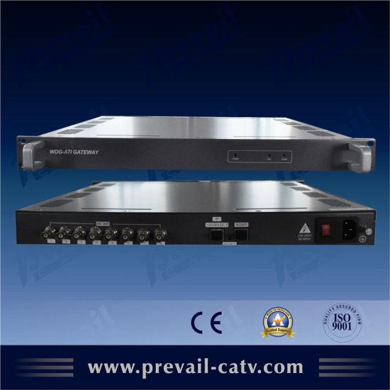 Professional Manufacturer 8 Channel AV Cable TV Modulator