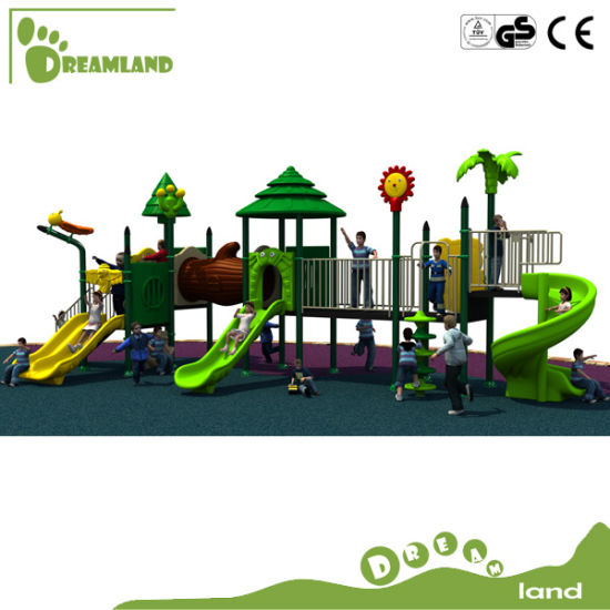 Safety at Playground for Kids Commercial Indoor Playground Equipment, Kids Outdoor Playground for Sale pictures & photos