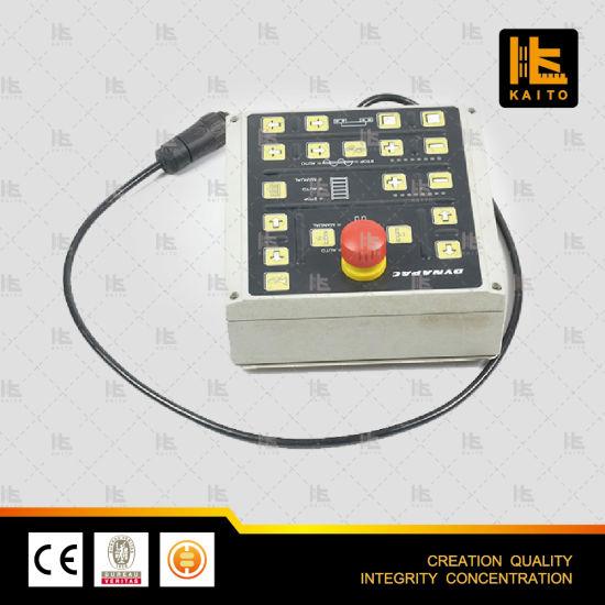 Dynapac Asphalt Paver Remote Controller Control Panel