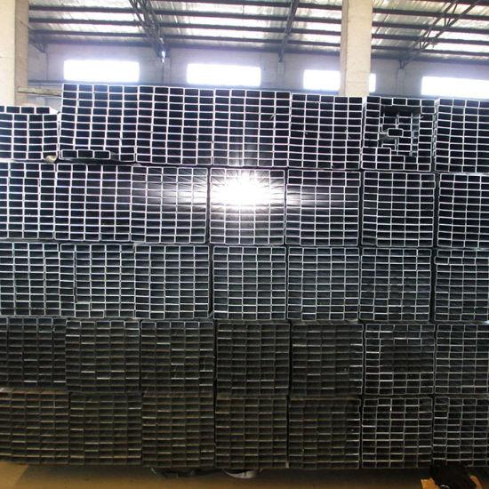 2019 New Products on Market Black Steel Tube Steel Tube Notcher