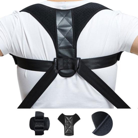 Amazon Top Seller Customized Logo Back Support Belt Back Posture Corrector