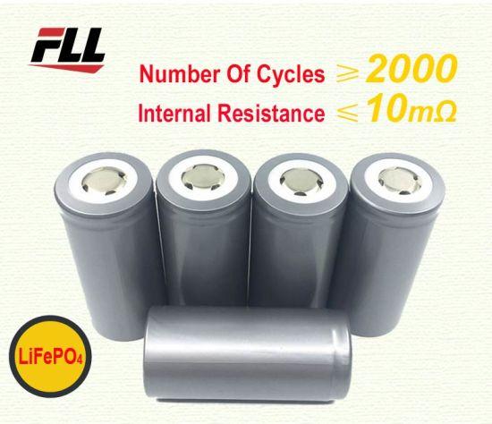 Lithium Battery, Lithium Ion Battery, Li-ion Battery, LiFePO4 3.2V6000mAh