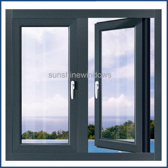 Aluminum Casement Window for Your House