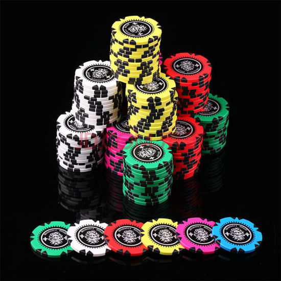 China Cheap Price Custom Number Coin Poker Chips Casino Game Chips China Poker Chips And Casino Game Chips Price
