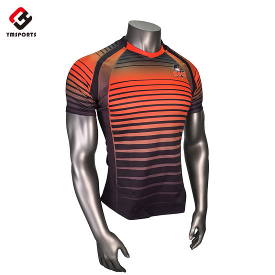 2019 High Quality Men's Sportswear Rugby Wear Rugby Suit
