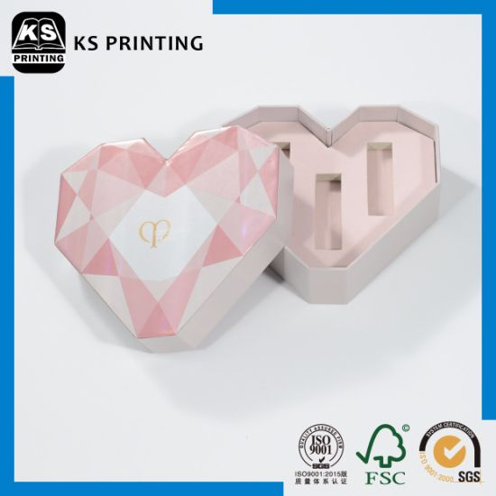 Customized Shape Design Rigid Hard Paper Packaging Box