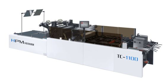 Window Film Gluing Patching Machine for Food Box