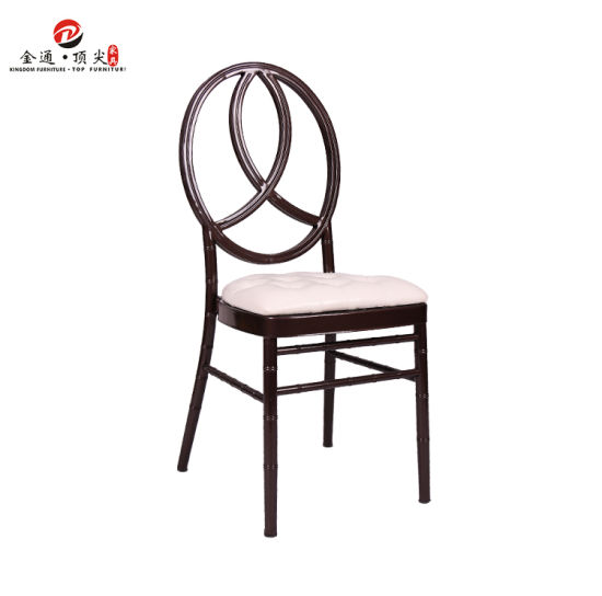 Restaurant Banquet Furniture Wholesale Wedding Hall and Event White Chivalry Ghost Luxury Chair Wedding