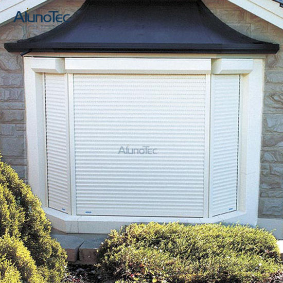Aluminum Electric Horizontal Windows Roller Shutter pictures & photos