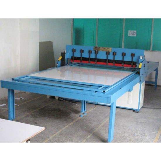 Fully Automatic Cloth Hanger Fabric Sample Cutting Machine